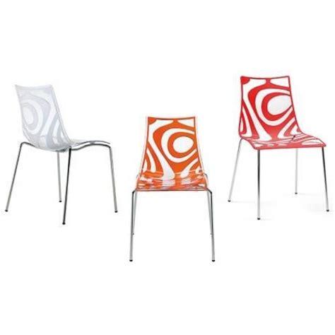 chaise polycarbonate pas cher wars chaise en polycarbonate orange achat vente chaise