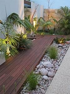 les 25 meilleures idees concernant amenagement paysager With amenager une terrasse exterieure 10 le jardin paysager tendance moderne de jardinage