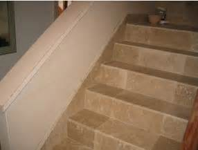 Wood Stair Nosing For Tile by Tiling Over Stairs Doityourself Com Community Forums