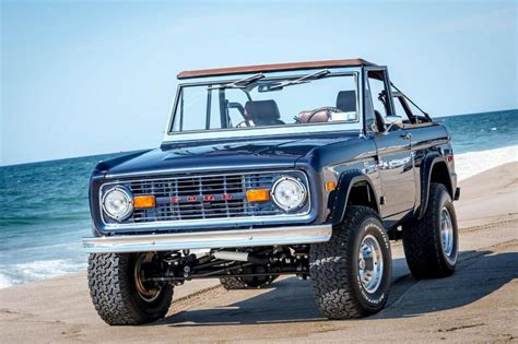 ford bronco convertible sport  sale