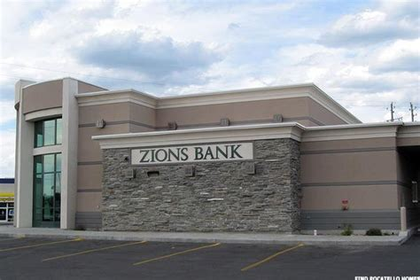 Which Banks Might Make an Offer for Zions in the Wake of ...