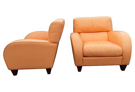 Poltrona Frau Club : Poltrona Frau Italian Leather Chairs