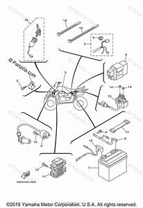 2001 Yamaha Raptor 90 Wiring Diagram