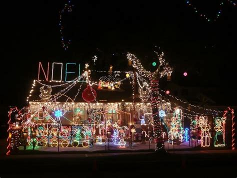 largest christmas lights displays photos top 10 outdoor lights house decorations digsdigs