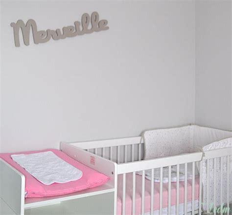 idee peinture chambre fille idées déco chambre bébé fille