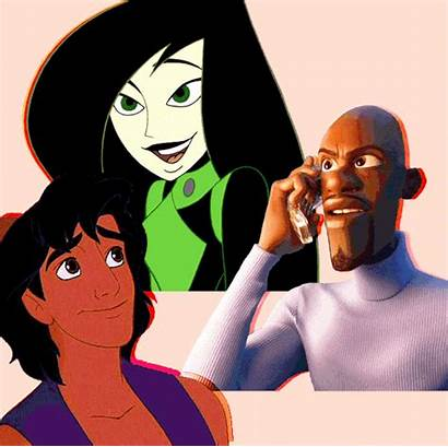 Characters Animated Hottest Cartoon Disney Cartoons Movies