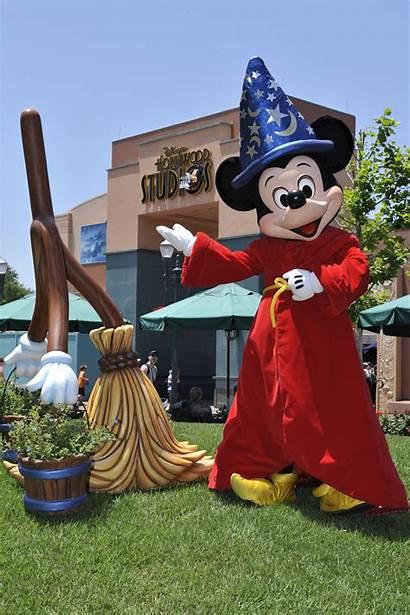 Mickey Disney Studios Mouse Hollywood Orlando Walt