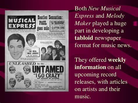 Music Press History