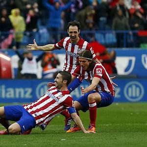 Club Atlético de Madrid · Web oficial - Draw in the Derby