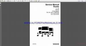Volvo Trucks Fm Fh Nh12 Version2 Wiring Diagram Service Manual