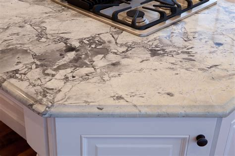 white quartzite modern kitchen countertops dc