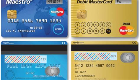 mastercard trialling smart credit cards  display