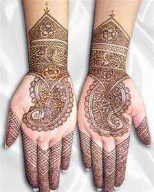 Bridal Creation: Indian bridal wedding Mehndi