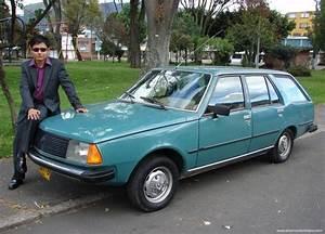 Toda Una Estrella  Renault 18 Gtl Break 1982 De William Soto