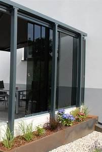 Windschutz Terrasse Glas Beweglich : freistehender windschutz mit glasschiebewand f r terrasse in sterreich windschutz terrasse ~ A.2002-acura-tl-radio.info Haus und Dekorationen