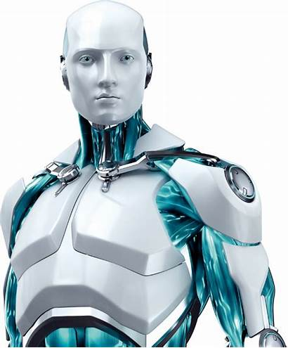Robots Cool 3d Futuristic Future Cyberpunk Sci