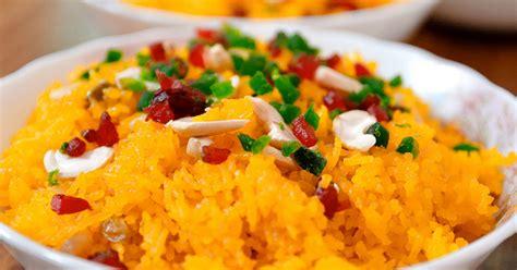 sweet rice sweet rice zarda recipe hungryforever food blog