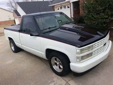 1991 Chevy Silverado  One Owner Custom Pickup Classic