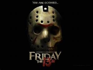 Friday the 13th Mask - Jason Voorhees Wallpaper (25689371 ...