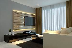 Best ideas about tv feature wall on