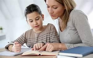 Helping Children with Homework - Nanny Options, Dublin