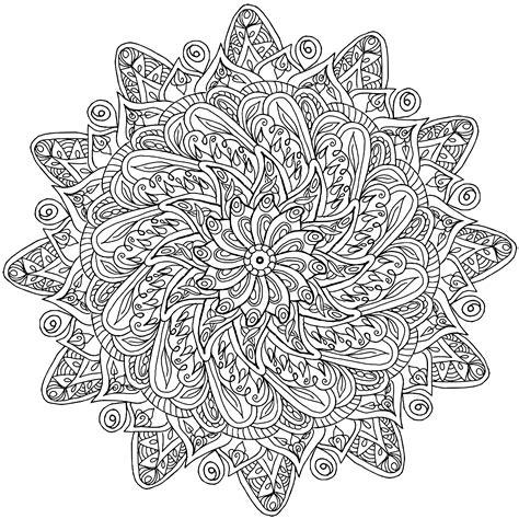 Coloring Krita by Krita Mandala 4 By Welshpixie On Deviantart