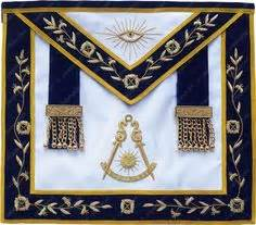 14 176 degree scottish rite apron masonic symbolism apron