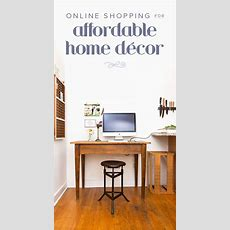 Best Places To Shop Online For Cheap Home Decor  Home