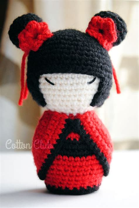copriletto giapponese ho realizzato l amigurumi della tradizionale bambola