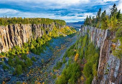 Canada Ouimet Canyon Park Provincial Wallpapers Flickr