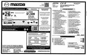 monroney rav4 autos post With mazda cx 5 invoice price