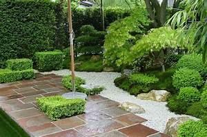 Hängende Gärten Selbst Gestalten : welchen kies splitt im japangarten japan garten selbst gestalten kunstrasen garten nowaday garden ~ Bigdaddyawards.com Haus und Dekorationen