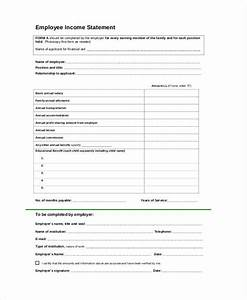 38 Printable Statement Forms