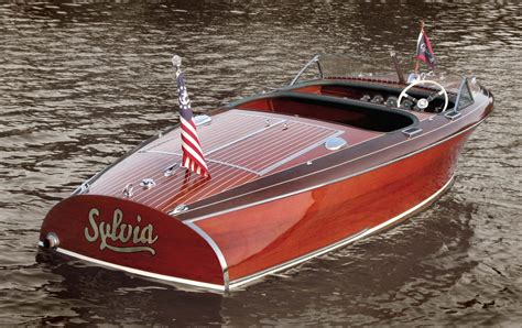 Chris Craft Wooden Boats by Refinity Classic Wooden Boats