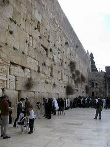 Jerusalem U2019s Western Wall Tunnels