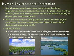Chapter Seven: People & Nature - ppt video online download