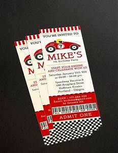 60 best images about formula 1 party on pinterest cars With formula 1 wedding invitations
