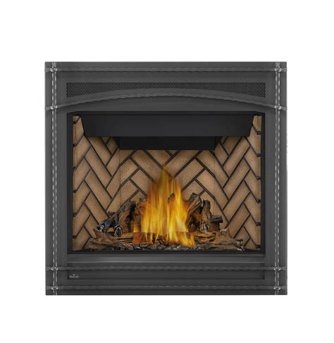 napoleon gas fireplaces napoleon ascent x 36 classic fireplace and bbq