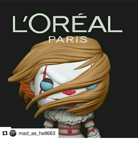 Loreal Paris Meme - loreal pari t mad as hell663 meme on sizzle