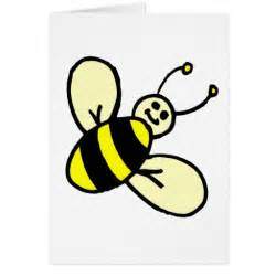 Cute Bumble Bee Card