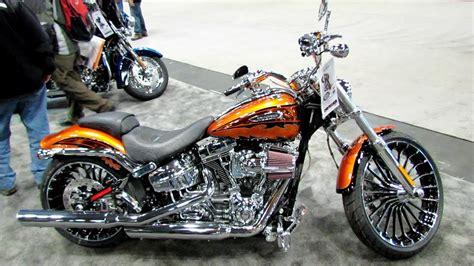 2014 Harley-davidson Cvo Breakout Walkaround