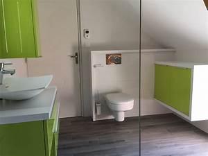 Abat Jour Salle De Bain : refaire ou r am nager une salle de bain ~ Melissatoandfro.com Idées de Décoration