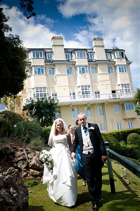 headland hotel torquay weddings