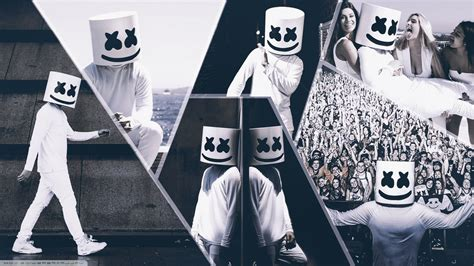 Dj Marshmello Hd Wallpaper Free Download