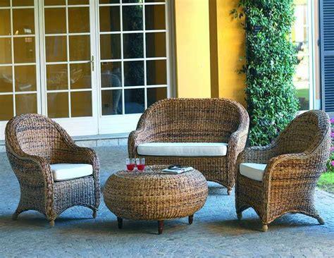 divano vimini divani in vimini 2017 modelli e tipologie per interni ed