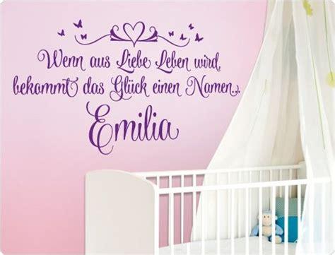 Babyzimmer Gestalten Wandtattoos by Wandtattoo M 228 Dchen Wandtattoos Als Wanddekoration Baby