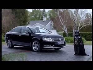 Volkswagen Das Auto : das auto darth vader volkswagen passat commercial youtube ~ Nature-et-papiers.com Idées de Décoration