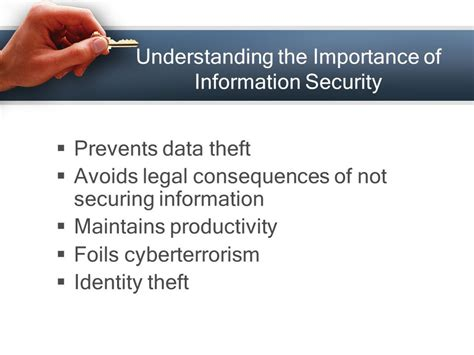 the importance of alarms cyber crime and security trends ppt video online download