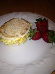Weight Watchers Breakfast Sandwiches