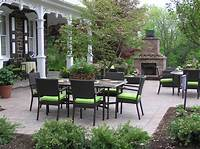 interesting patio pictures and garden design ideas Cheap Backyard Patio Ideas On A Budget Interesting ...